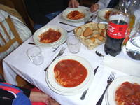 Highlight for Album: 26 April 2009: Italian Dinner